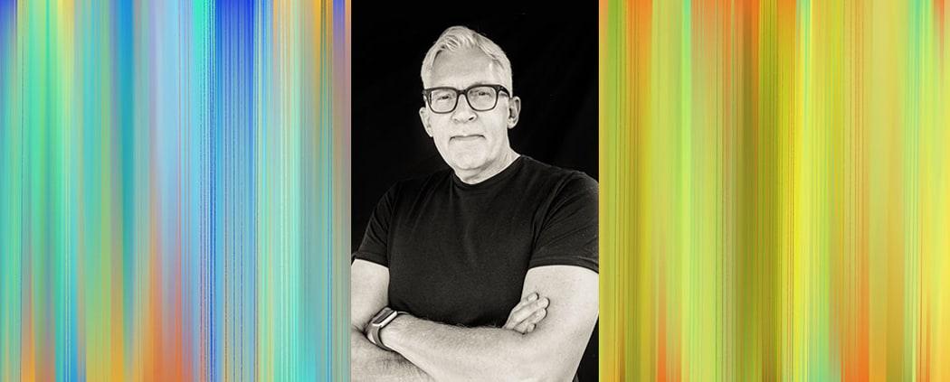 Mark Landkamer artist, colorist, experimentalist, expressionist, gesturalist